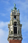 Town Hall Tower — Stock Photo