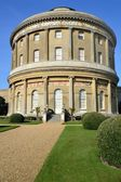 Ickworth Hall in portrait aspect — Stock Photo