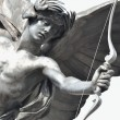 Detail of Eros Statue — Stock Photo #48348665