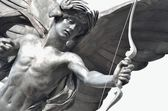 Detail of Eros Statue — Stock Photo