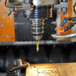 Stock Photo: Machine tool