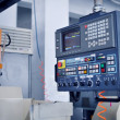 Machine tool — Stock Photo
