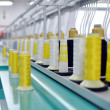 Textile factory — Stock Photo #19452925