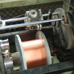Textile equipment — Stock Photo #19457703