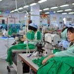 Textile equipment — Stock Photo #19457713