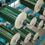 Textile equipment — Stock Photo