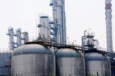 Petroleum processing — Stock Photo