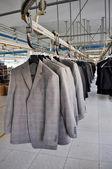 Garment factory — Stock Photo