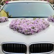 Wedding car — Stock Photo #23198238