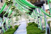 Bröllop blommor結婚式の花 — ストック写真