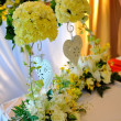 Wedding flowers — Foto de Stock
