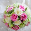 Stock Photo: Wedding flowers