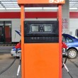 Stock Photo: Filling station