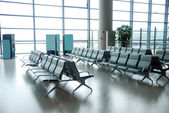 Departure lounge — Stock Photo