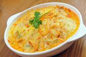 Cheese pasta — Stock Photo