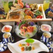 Stock Photo: Japanese cuisine