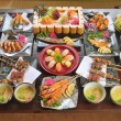 Japanese cuisine — Stock Photo #35961339