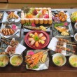 Japanese cuisine — Stock Photo #35961355