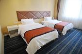 酒店房间 — 图库照片