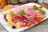 German sausage — Stock Photo