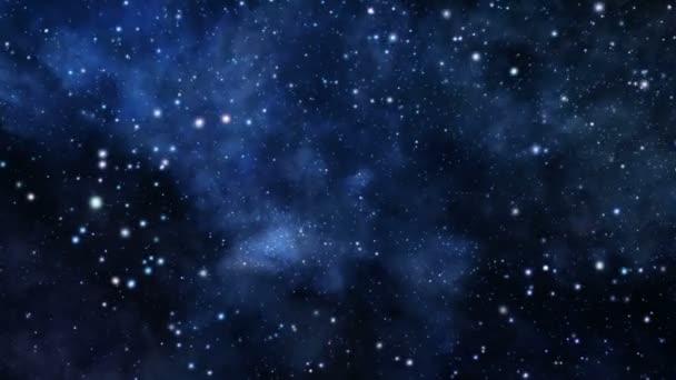 Voyage into deep space — Vidéo