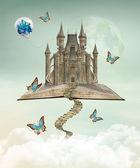 Fantasy book — Stock Photo