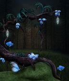 The magic tree — Stock Photo