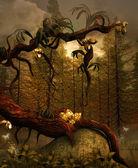Enchanted nature series — Stock Photo