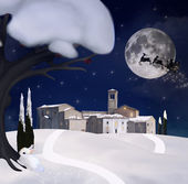 Silent night — Stock Photo