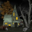 Witch house — Stock Photo #7378344