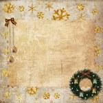 Christmas greeting card — Stock Photo #7480034