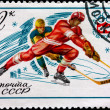 Olympic games - Innsbruck — Stock Photo