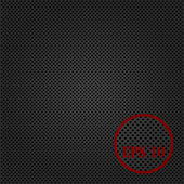 Textura de parrilla de altavoz — Vector de stock