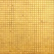 Golden mosaic for background - Foto de Stock