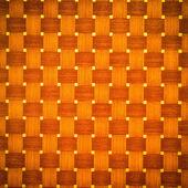 Textura de madera mimbre marrón — Foto de Stock