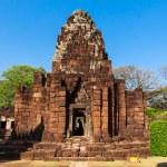 Pimai castle, historical park and ancient castle in thailand — Stock Photo #24857575