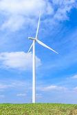 クリーン エネルギーの概念 — ストック写真