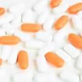 Medische pillen — Stockfoto