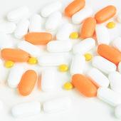 Medizinische pillen — Stockfoto