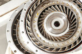 Turbine of an automatic transmission — Stock Photo