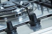ガス炉のレギュレータ — ストック写真