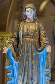 Beautiful Sculpture of Mary — Stock Photo