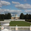 "Russia, Moscow region. Museum-estate ""Arkhangelskoe"". Palace. - Stock Photo"