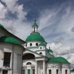 Постер, плакат: Russia Rostov Veliky Savior Yakovlevsky Dimitriev monastery Cathedral Dimitri of Rostov