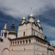 Rostov Kremlin. Church of the Resurrection of Our Lord. — Stock Photo #12416537