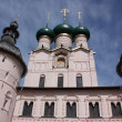 Rostov Kremlin. Gate Church of the Resurrection. — Stock Photo