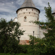 Garden Tower Rostov Kremlin. Russia, Rostov. — Stock Photo