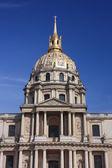 Catedral de invalides. frança, paris. — Fotografia Stock