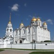 The Holy Assumption Cathedral. Vladimir, Russia. Golden Ring of Russia — Stock Photo #30285211