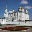 The Holy Assumption Cathedral. Vladimir, Russia. Golden Ring of Russia — Stock Photo #31294777